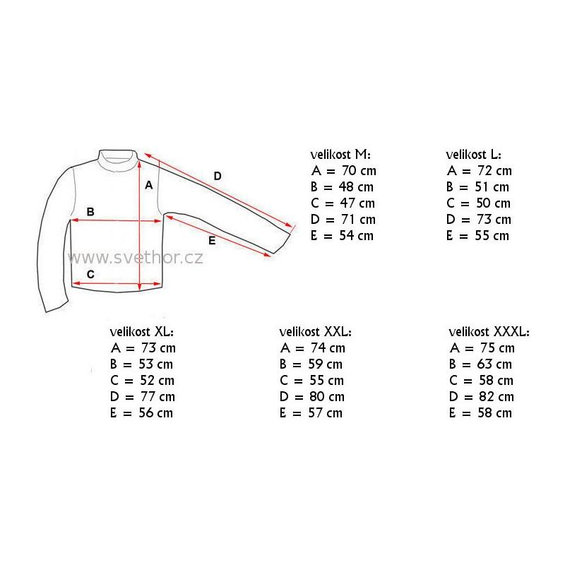 Reálně naměřené rozměry  Kilpi Jager-M tmavě šedá pánské triko dlouhý rukáv  Merino vlna (2) 3b3ea4f23e