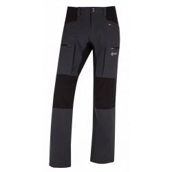Kilpi Tide-M tmavě šedá pánské turistické kalhoty (1)
