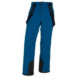 Kilpi Methone-M modrá pánské nepromokavé zimní lyžařské kalhoty