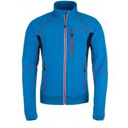 Kilpi Nordim-M modrá pánská větruodolná bunda
