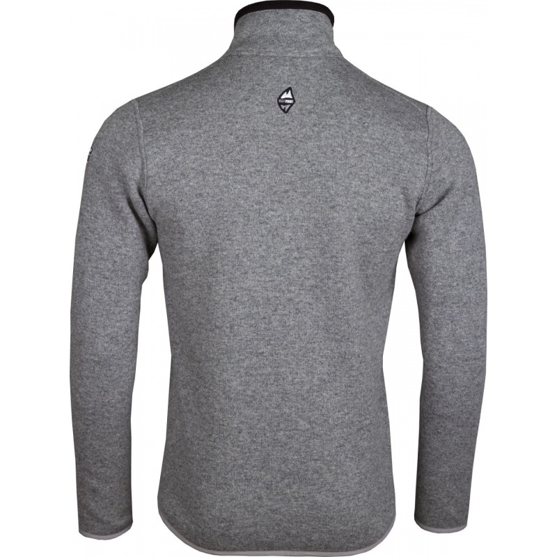 ... High Point Skywool 3.0 Sweater grey pánský vlněný svetr Tecnowool1 ... 5df6a22efc