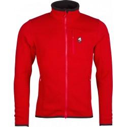 High Point Skywool 3.0 Sweater red pánský vlněný svetr Tecnowool