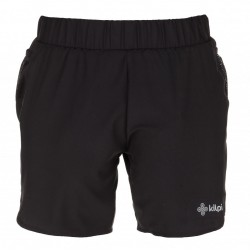 Kilpi Comfy-M černá pánské sportovní kraťasy