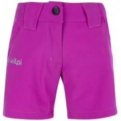 Kilpi Sunny-JG fialová dětské turistické šortky