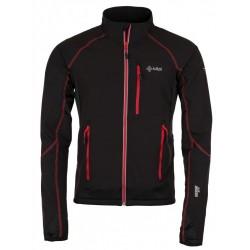 Kilpi Nordim-M černá pánská větruodolná bunda