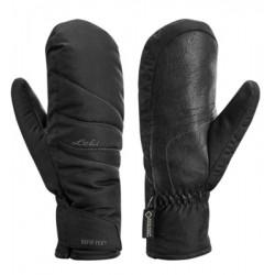 Leki Apic GTX Lady Mitt black dámské lyžařské rukavice