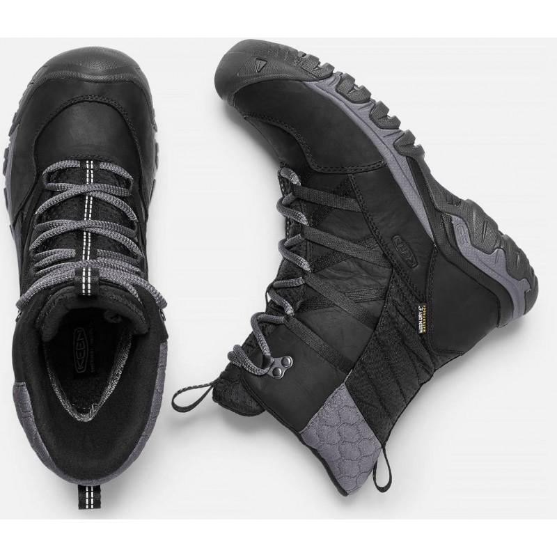 ... Keen Hoodoo III Lace Up WP W black magnet dámské zimní nepromokavé boty  (1 ... d7e73747479