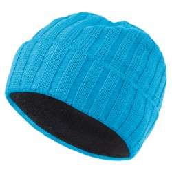 483bdd80a52 Zajo Jukka Kids Beanie Blue Jewel dětská zimní čepice Merino vlna