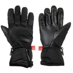 Relax Thunder RR13A černá pánské lyžařské rukavice