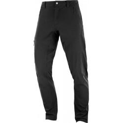 Salomon Wayfarer Tapered Pant M black C11014 pánské lehké turistické kalhoty