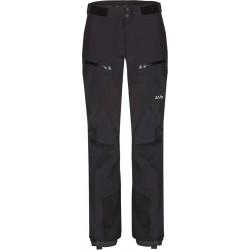 Zajo Annapurna W Pants black dámská nepromokavé kalhoty eVent