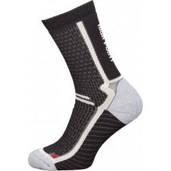 High Point Trek 3.0 black/grey trekové ponožky