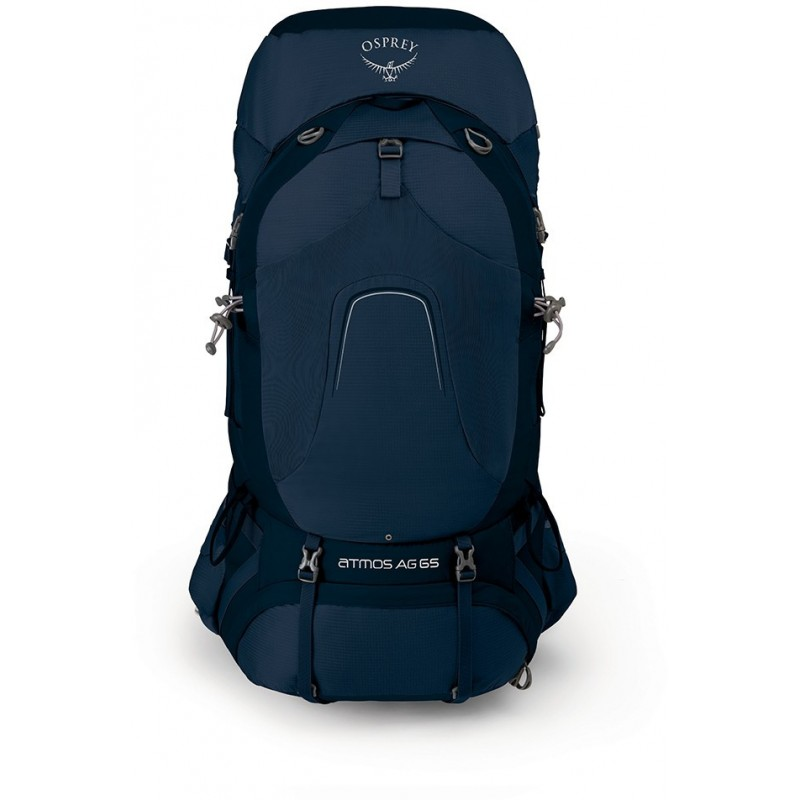 77f386419af ... Osprey Atmos AG 65l II MD expediční batoh unity blue5 ...