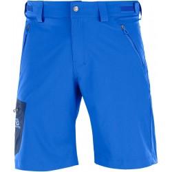 Salomon Wayfarer Short M nautical blue C10578 pánské lehké softshellové kraťasy