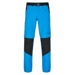 Kilpi Hosio-M modrá pánské odepínací turistické kalhoty
