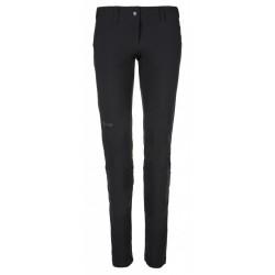 Kilpi Umberta-W černá dámské turistické kalhoty