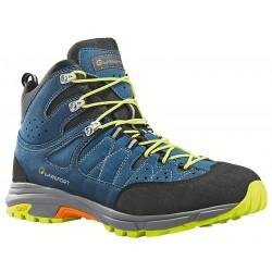 Garsport Fast Trek Mid TEX blu pánské voděodolné trekové boty