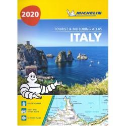 Michelin Itálie 1:300 000 autoatlas