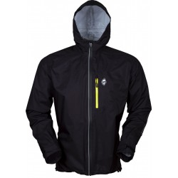 High Point Road Runner 3.0 Jacket black pánská nepromokavá bunda BlocVent 2,5L