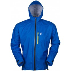 High Point Road Runner 3.0 Jacket blue pánská nepromokavá bunda BlocVent 2,5L