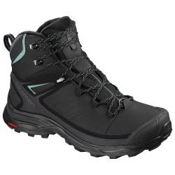 Salomon X Ultra Mid Winter CS WP W black/phantom 404796 dámské zimní nepromokavé boty