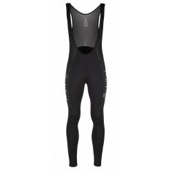 Kilpi Otera-M černá pánské zimní lyžařské kalhoty na běžky