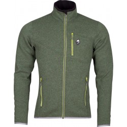 High Point Skywool 4.0 Sweater fall green pánský vlněný svetr Tecnowool