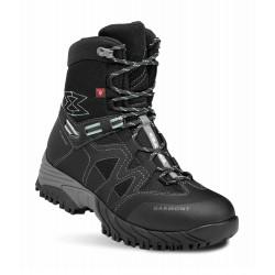Garmont Momentum WP WMS black/turquoise dámské nepromokavé zimní boty