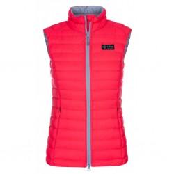 Kilpi Kenai-W růžová dámská lehká péřová vesta