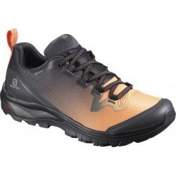 _Salomon Vaya GTX W ebony/cantaloupe/black 409897 dámské nízké nepromokavé boty změřeno