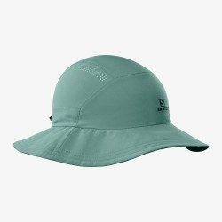 Salomon Mountain Hat balsam green lc1314700 unisex klobouk