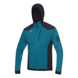 Direct Alpine Tacul 4.0 petrol/black pánská univerzální outdoorová i lezecká bunda