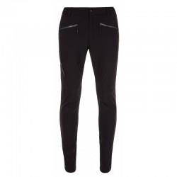 Kilpi Amber-M černá pánské turistické kalhoty