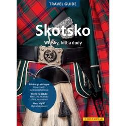 Marco Polo Skotsko - Travel Guide turistický průvodce
