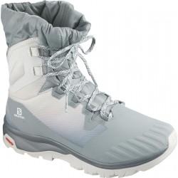 Salomon Vaya Powder TS CS WP W lead 410291 dámské zimní nepromokavé boty
