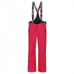 Husky Zeus Kids výrazně růžová dětské nepromokavé zimní lyžařské kalhoty 15000