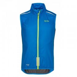 Kilpi Flow-M modrá pánská lehká sbalitelná vesta