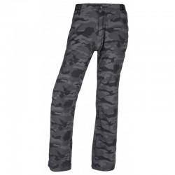 Kilpi Mimicri-M tmavě šedá pánské lehké turistické kalhoty
