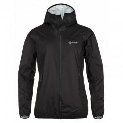 Kilpi Hurricane-W černá dámská lehká nepromokavá bunda 20000