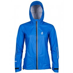 High Point Road Runner 3.0 Lady Jacket blue dámská nepromokavá bunda BlocVent 2,5L