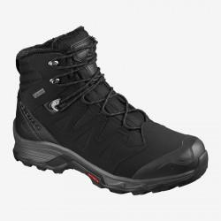 Salomon Quest Winter GTX black/ebony/black 411103 pánské zimní nepromokavé boty