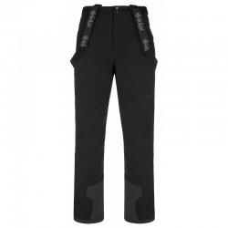 Kilpi Reddy-M černá pánské nepromokavé zimní lyžařské kalhoty 20000