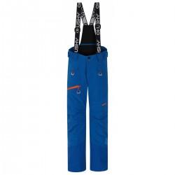 Husky Gilep K modrá dětské nepromokavé zimní lyžařské kalhoty HuskyTech Stretch 15000
