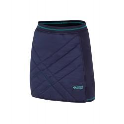 Direct Alpine Tofana Lady 2.0 indigo/menthol dámská zateplená sukně Pertex/Primaloft