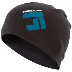 Direct Alpine Troll black unisex čepice 100% Merino vlna