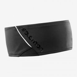 Salomon RS Headband black 402954 unisex prodyšná běžecká čelenka