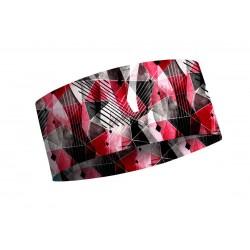 Matt Thermo Headband Caotic 5897-988 široká zimní čelenka Coolmax all season