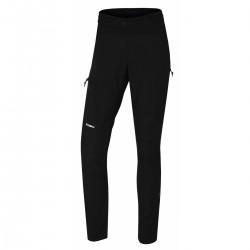 Husky Kix L černá dámské outdoorové zateplené kalhoty na běh,kolo,běžky 10000