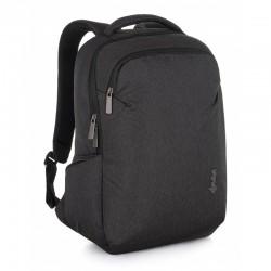 Kilpi Miro-U černý 18l městský batoh s kapsou na notebook