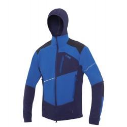 Direct Alpine Jorasses 2.0 blue/indigo pánská celoroční technická softshellová bunda